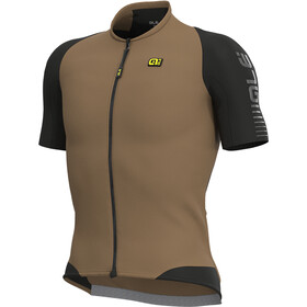 Alé Cycling Off-Road MTB Attack Jersey Korte Mouwen Heren, dove grey